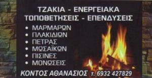 ΤΖΑΚΙΑ ΕΝΕΡΓΕΙΑΚΑ ΝΕΑ ΦΙΛΑΔΕΛΦΕΙΑ ΚΟΝΤΟΣ ΑΘΑΝΑΣΙΟΣ