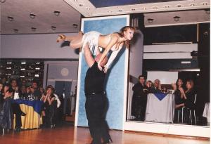 JOIS DANCE STUDIO ΣΧΟΛΗ ΧΟΡΟΥ ΝΙΚΑΙΑ ΣΥΝΑΓΡΙΔΟΥ ΖΩΗ